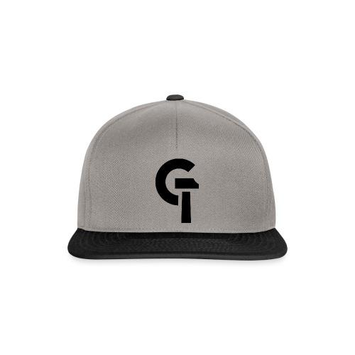 G TEC Black - Snapback Cap
