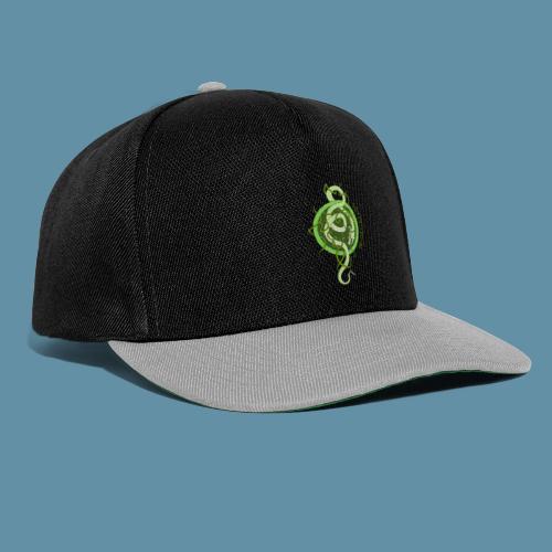 Jormungand logo png - Snapback Cap