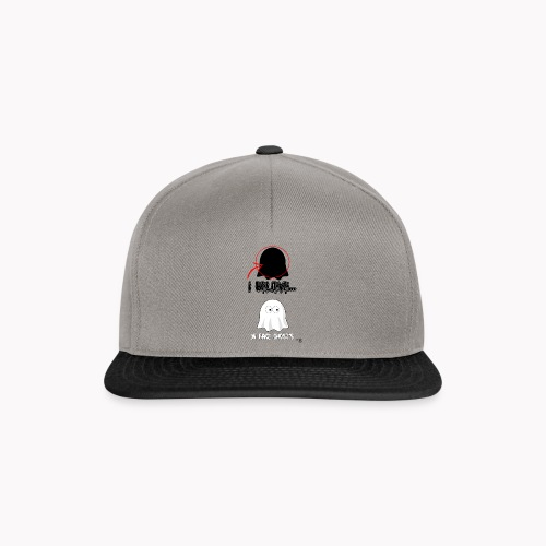 Lokey Reviews Official Spooky Ass Sunday Design - Snapback Cap