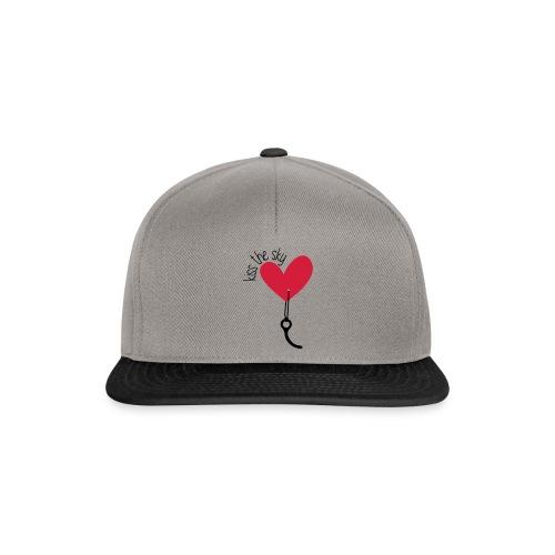 Kiss the Sky 2.0 - Snapback Cap