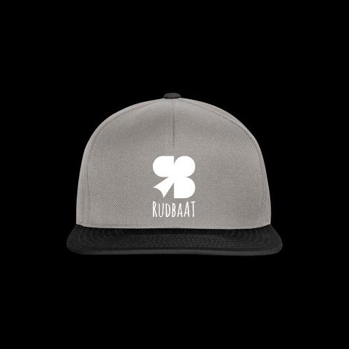 Rudbaat STD White - Snapback Cap