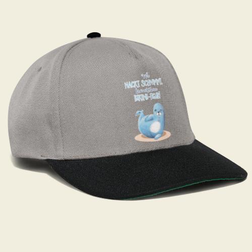 Nackt Baden - Snapback Cap