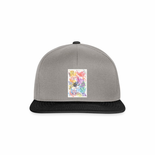Calming colours - Snapback Cap