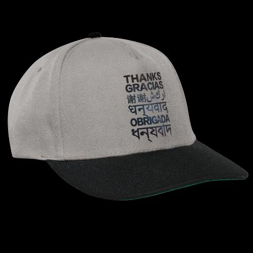 THANKS - Gorra Snapback