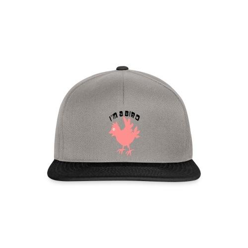ik ben een vogel - Snapback cap