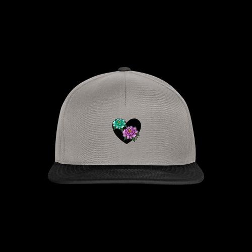 Peony - Snapback Cap
