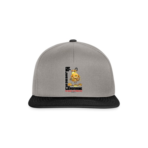 Lemonade Robot!🍋 - Snapback Cap