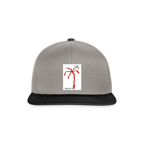 Draw-palm-red - Snapbackkeps