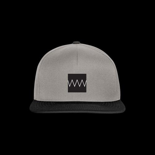 doubledoubleu white - Snapback Cap