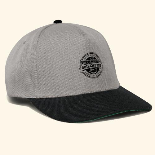 Grill T Shirt Projektleiter Grillwurst - Snapback Cap