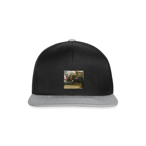 The Chromebook gamer mark.1 - Snapback Cap