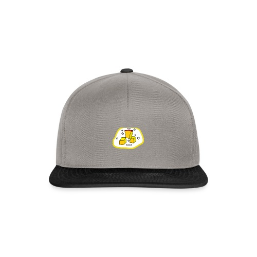 The Golden Dong - Snapback Cap