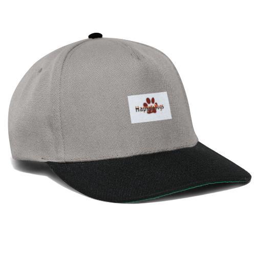 Happy dogs - Snapback Cap