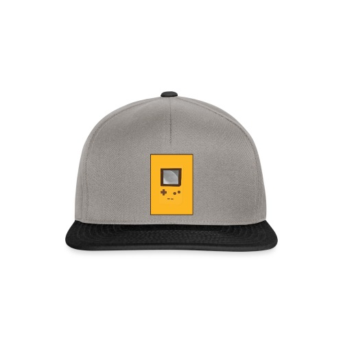 Game Boy Nostalgi - Laurids B Design - Snapback Cap