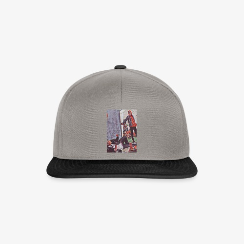Don't mess with papa MarcelPlay Games - Snapback Cap