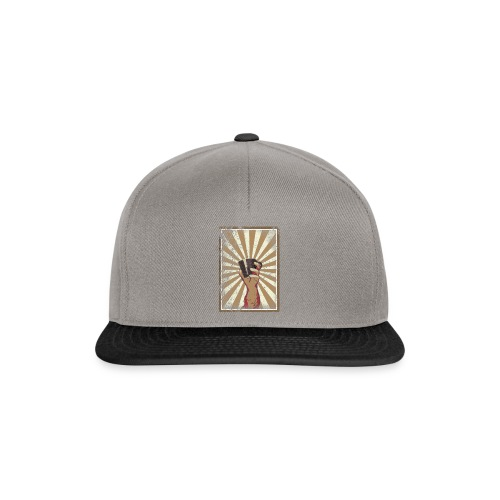 Coffee revolution! - Snapback cap