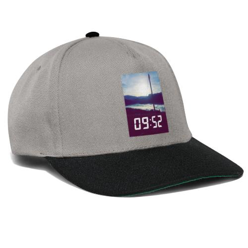 Snap 9h52 - Casquette snapback