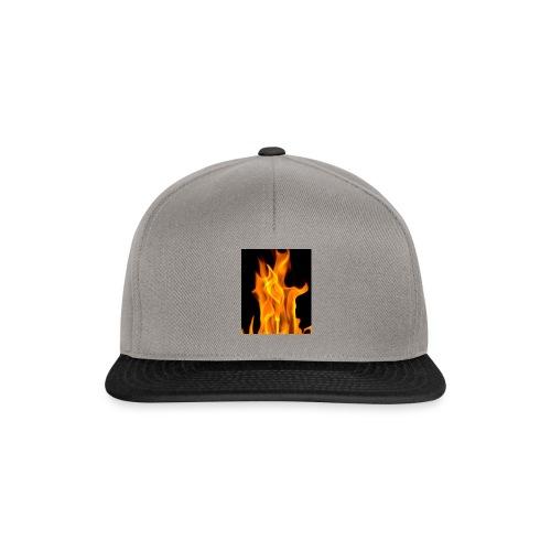 Flamme - Snapback-caps
