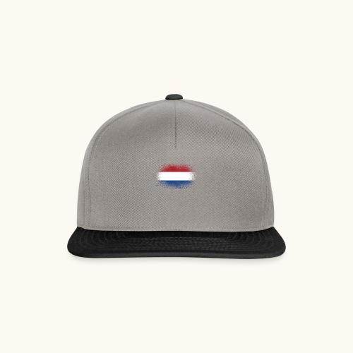 Drapeau hollandais, cadeau drôle - Casquette snapback