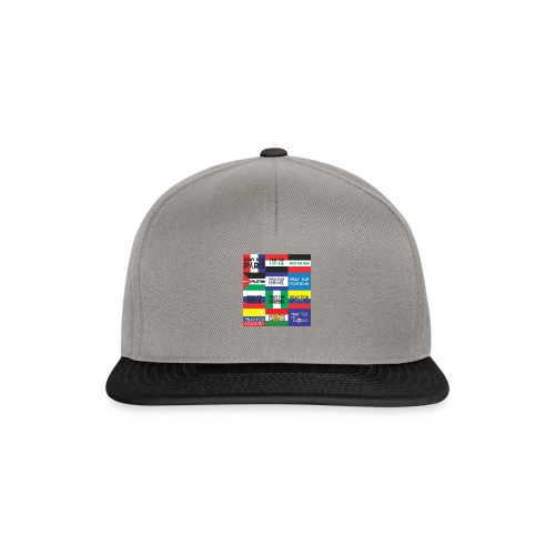 Pray for the World - Snapback cap
