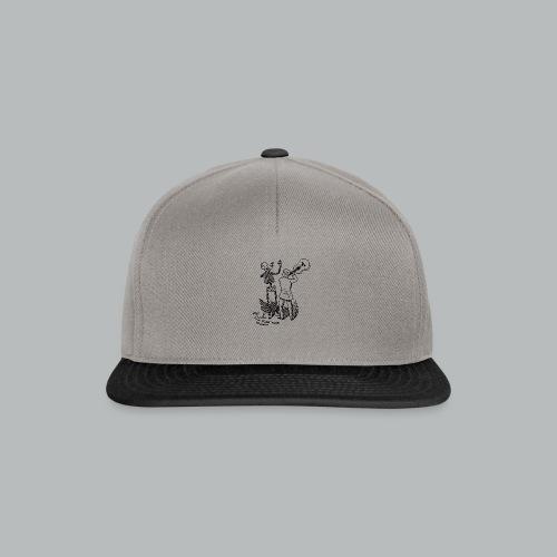 DFBM unbranded black - Snapback Cap
