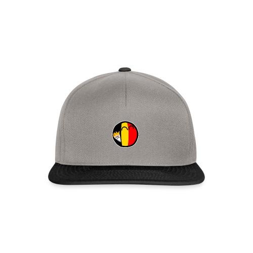 Belgiumball - Snapback Cap