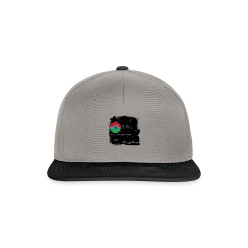 particlesmad-png - Gorra Snapback