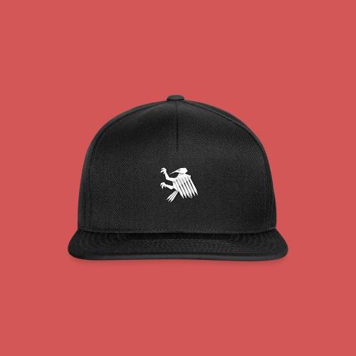 Nörthstat Group ™ White Alaeagle - Snapback Cap
