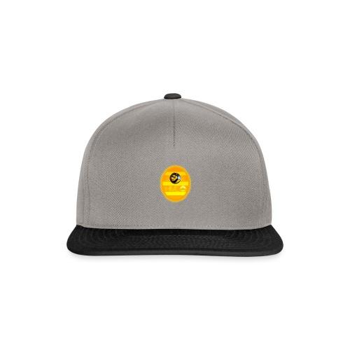 Herre T-Shirt - Med logo - Snapback Cap