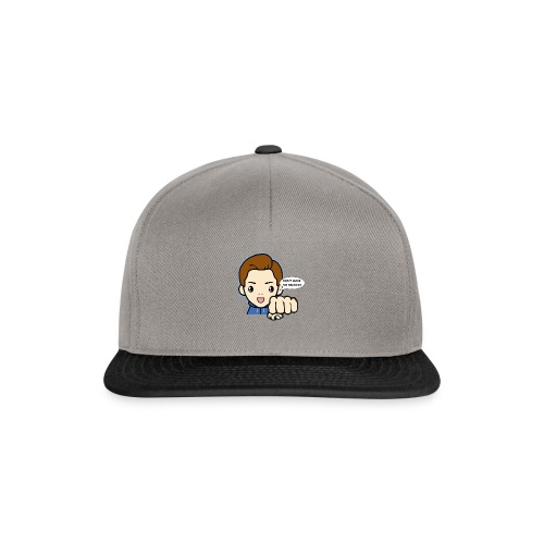 Don't leave me hanging - Snapback cap