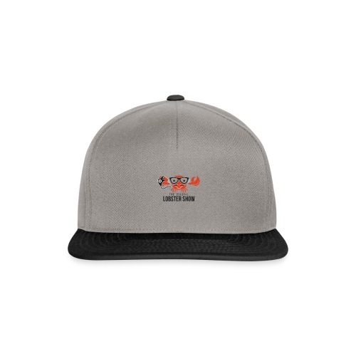 Vrouwen T-shirt Digitallobster - Snapback cap