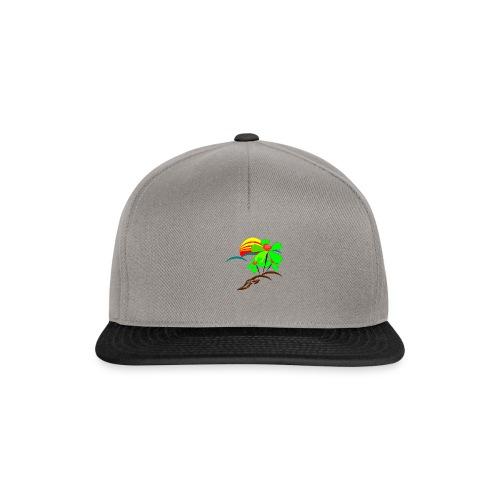 Berry - Snapback Cap