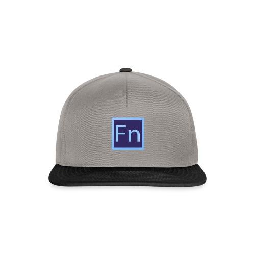 zaino con logo di falsonome - Snapback Cap