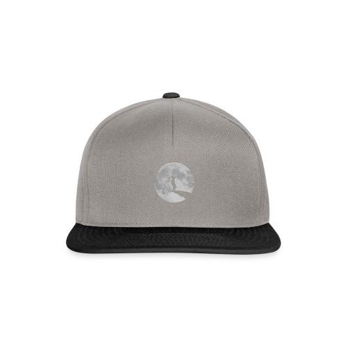 rabbit_wolf-png - Snapback Cap
