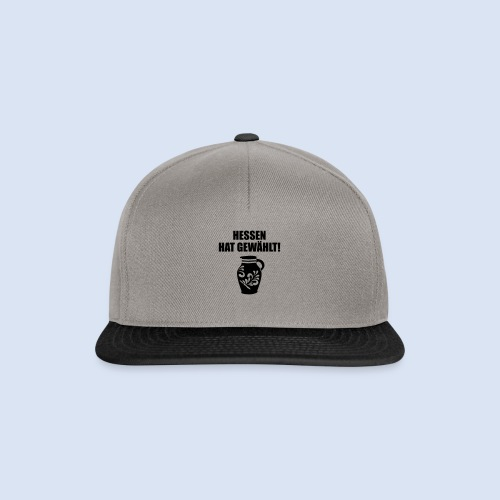 Hessenwahl Bembel - Snapback Cap