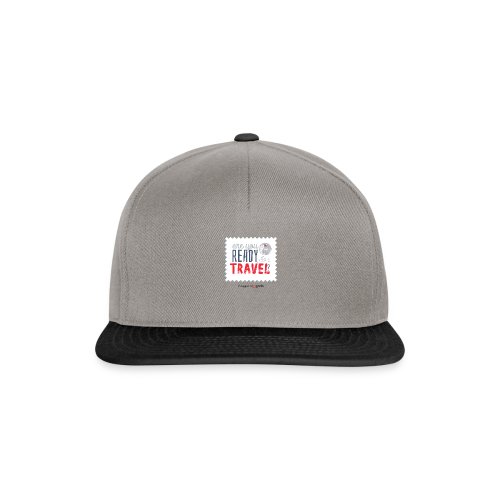 Are you ready for travel? - Snapback Cap