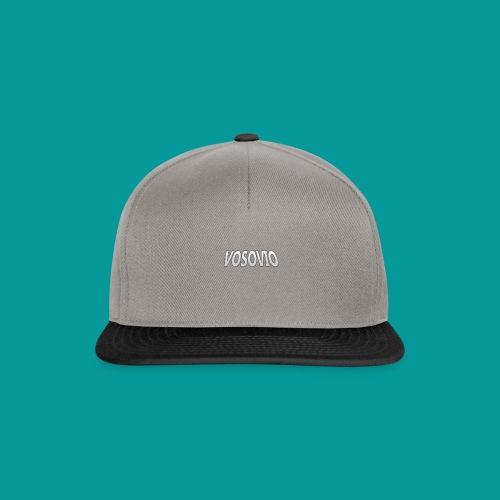 Vosovio Logo - Snapback Cap