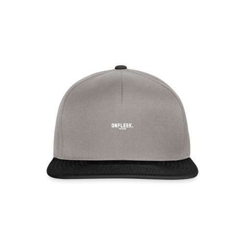 ONFLEEK basis T-shirt - Snapback cap