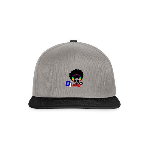 Djuany logo - Snapback Cap