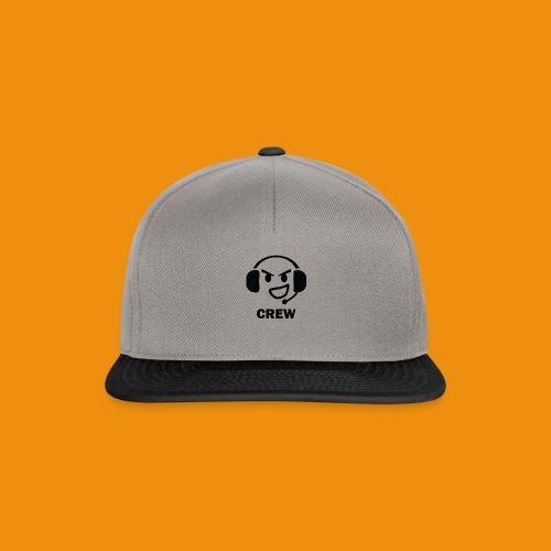 T-shirt-front - Snapback Cap