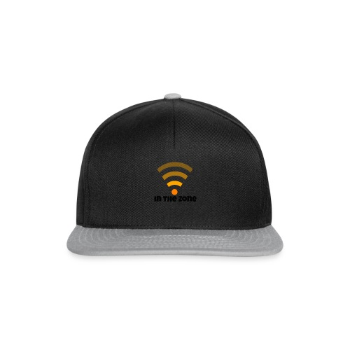 In the zone women - Snapback cap