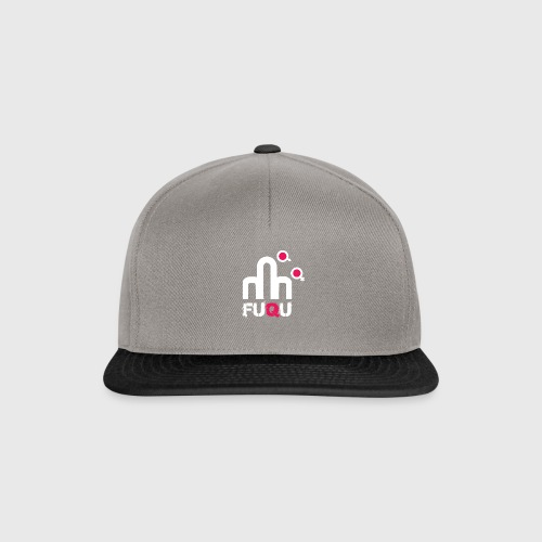 T-shirt FUQU logo colore bianco - Snapback Cap
