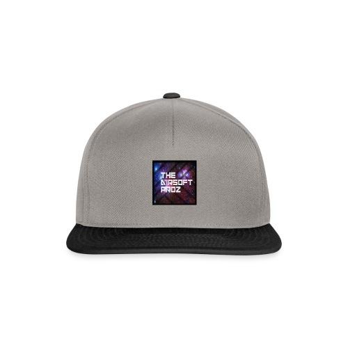 TheAirsoftProz Galaxy Mens Long Sleeve - Snapback Cap