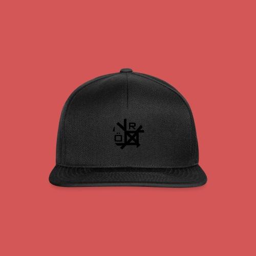 Nörthstat Group™ TecH | iCon - WHT.Knapsack - Snapback Cap