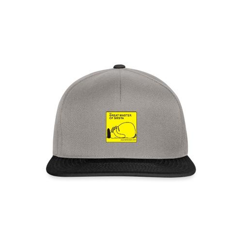Great Master of Siesta - Snapback Cap