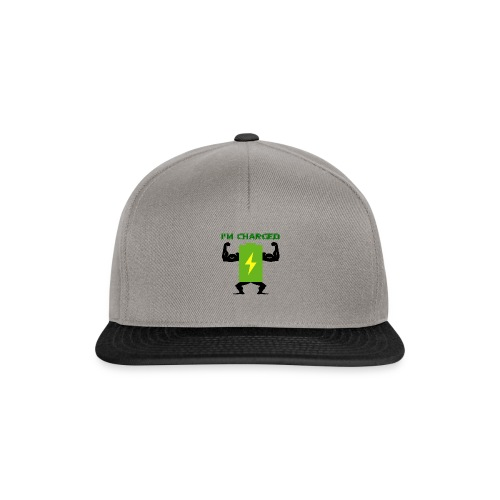 Battery charged - Gorra Snapback