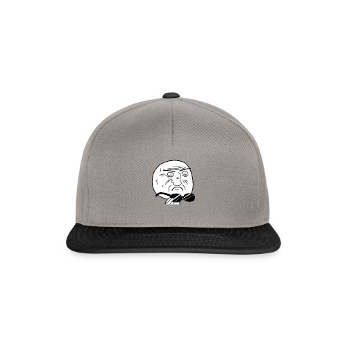 Mother-Of-God-Meme-PNG - Snapback Cap