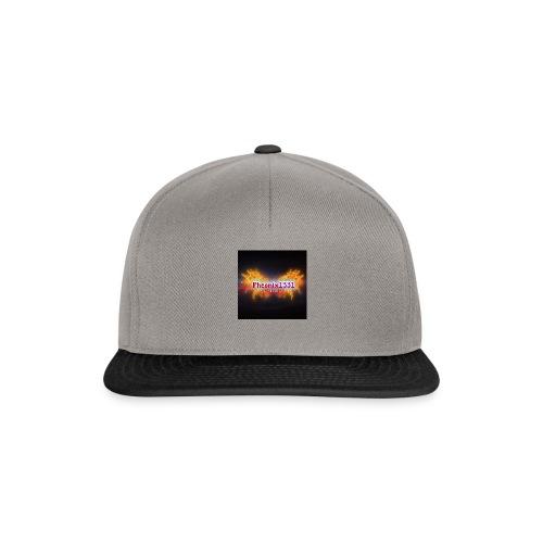 Flaming Pheonix YT - Snapback Cap