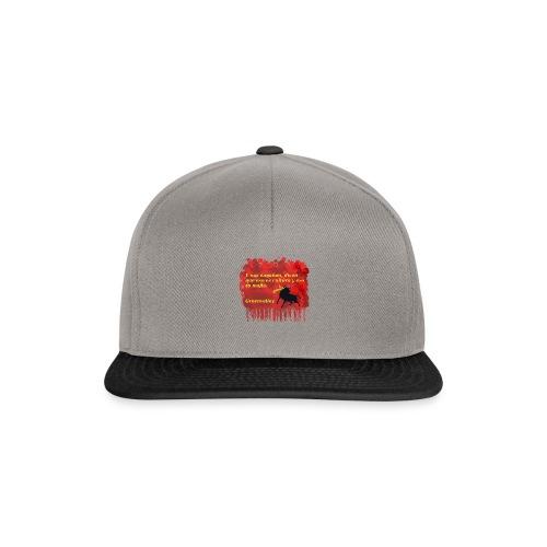 Tauromaquia - Gorra Snapback