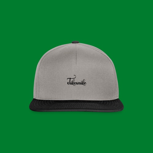 Untitled-1 - Snapback Cap